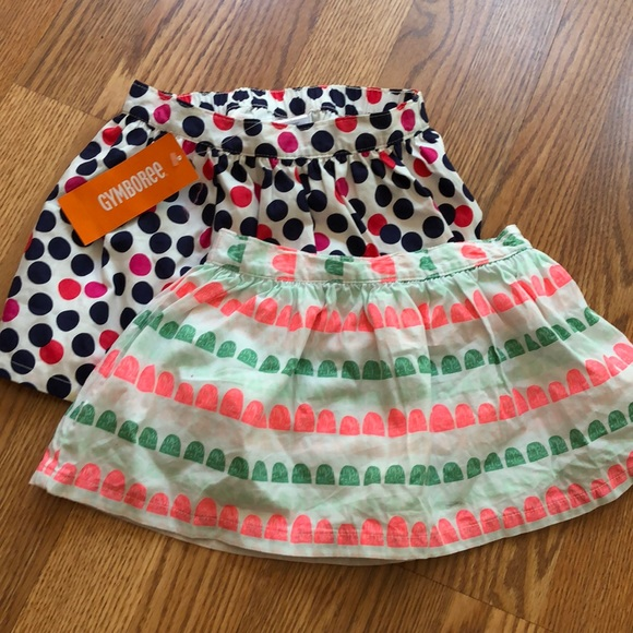 Gymboree Other - 2T skirts nwot and NWT